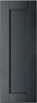 IKEA RAMSJÖ Tür Küchenfront 32x92cm Massive Buche in schwarzbraun 701.533.20