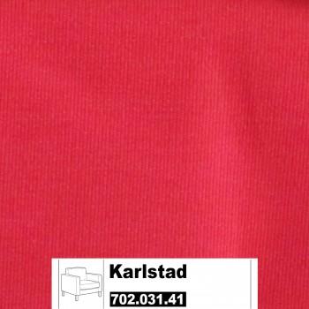 IKEA Karlstad Bezug für Sessel (Groß) in Sivik rosarot 702.031.41