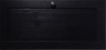 IKEA Stuva Betsad Front in schwarzbraun 60x32 inkl Griff 702.100.90