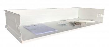 IKEA FÖRVARA Schublade 80x37cm hoch weiß für METOD Küchen 702.152.95
