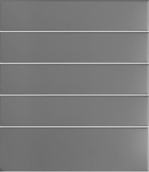 IKEA LIDINGÖ Schubladenfront 60x70cm grau 702.206.64