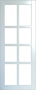 IKEA BODBYN Tür Küchenfront 40x100 in weiß 702.218.85