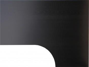 IKEA Galant Ecktischplatte / L - Form 160x120x60x80cm  - schwarzbraun 801.052.44