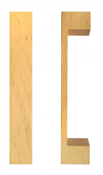 IKEA Takta Griffe 1 Paar Holz Birke 15cm Möbelgriff 801.166.95