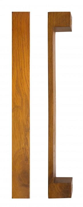 IKEA Takta Griffe 1 Paar Holz braun 24cm Möbelgriff 801.181.28