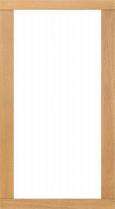 IKEA ULRIKSDAL Vitrinentür Küchenfront 40x70cm Eiche 900.343.31