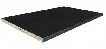 IKEA Inreda Regalboden für BESTA 60x36 schwarzbraun 901.034.71