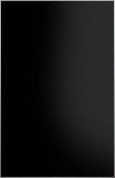 IKEA Rubrik Vitrinentür Küchenfront 60x92cm schwarz  901.449.85