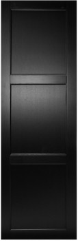 IKEA RAMSJÖ Tür Küchenfront 60x195cm Massive Buche in schwarzbraun 901.533.00