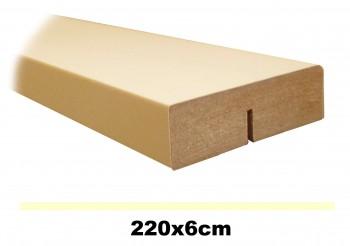 IKEA RINGHULT Dekorleiste 220cm Hochglanz beige 902.081.85