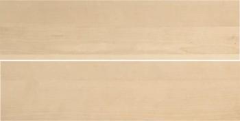 IKEA HAGANÄS Schubladenfront 2er  40x10cm birke 902.691.93