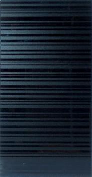 Ikea Effektiv, Tür in Hochglanz schwarz gemustert 40x78cm (1stk.)