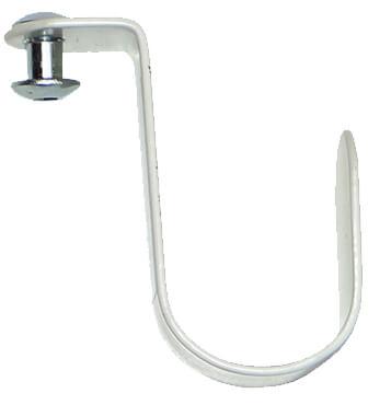Ikea Stolmen Haken Kleiderhaken 8cm In Weiß 00179936 00179936