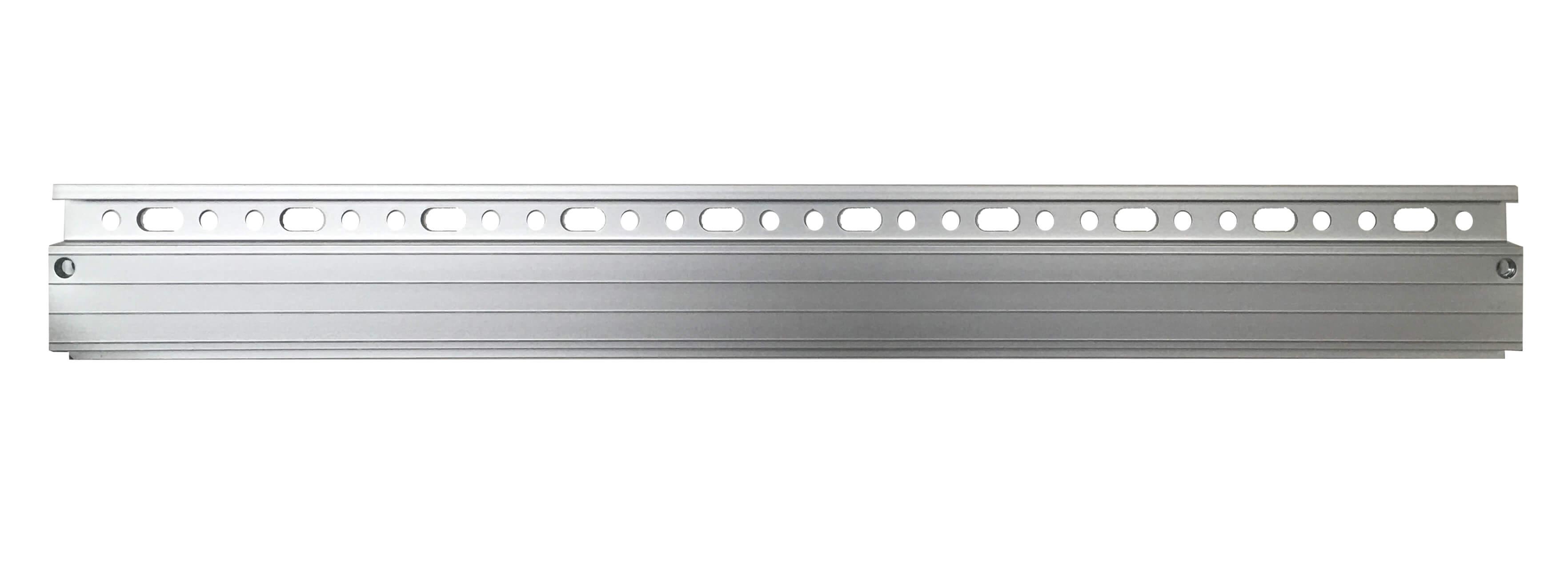 ikea best wandschiene 60 cm aluminium. Black Bedroom Furniture Sets. Home Design Ideas