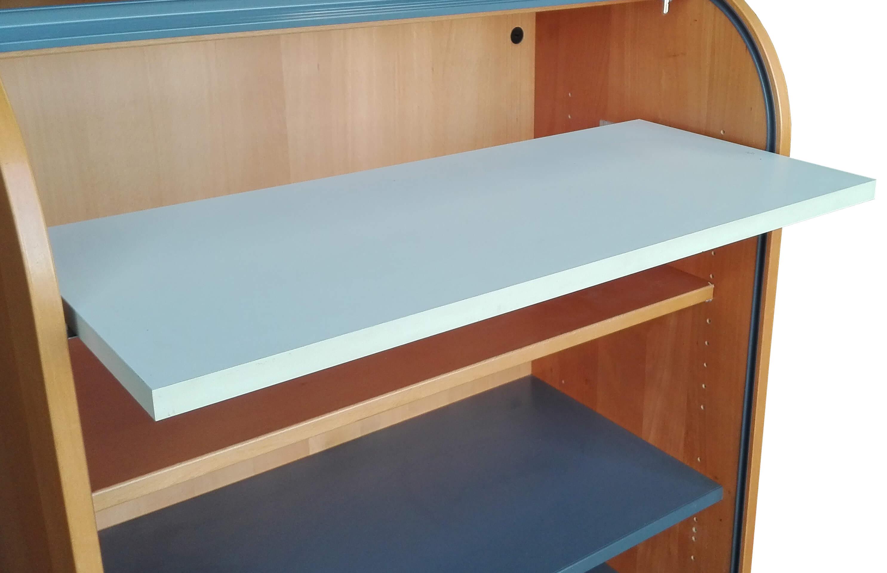 ikea effektiv schrank holzjalousie buche 139x84x50cm 220147709. Black Bedroom Furniture Sets. Home Design Ideas