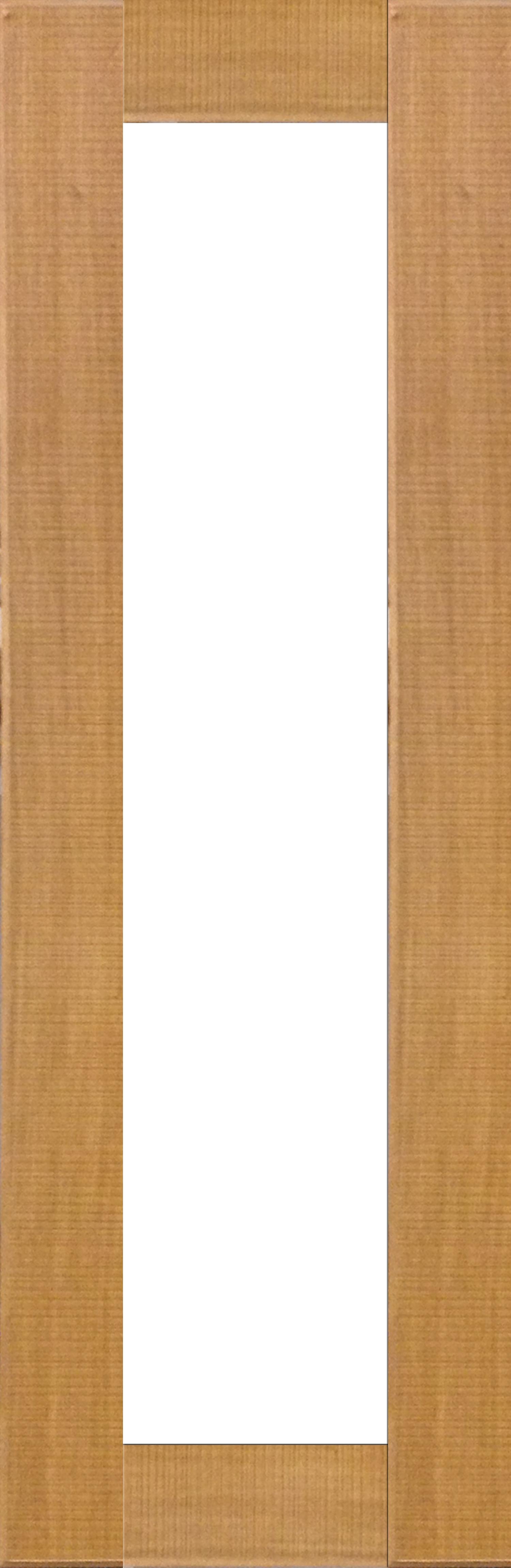 Ikea norje vitrinentur kuchenfront 30x92cm massive eiche for Küchenfront eiche