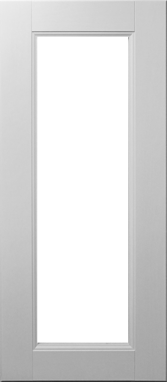 ikea ramsjÖ vitrinentür küchenfront 40x92cm weiß 501.585.21-50158521