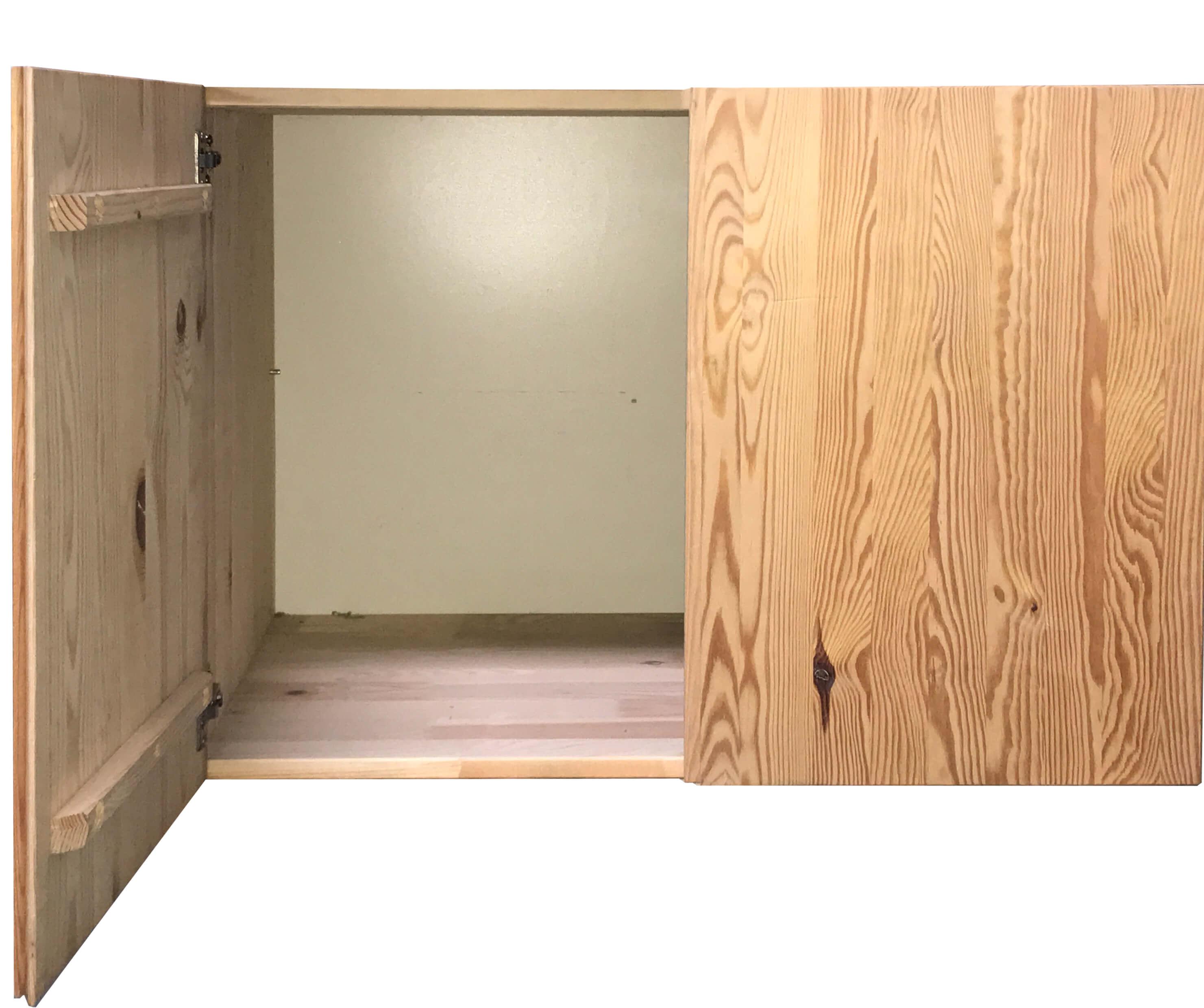 ikea ivar schrank mit 2 t ren altes system 80x50x57cm. Black Bedroom Furniture Sets. Home Design Ideas