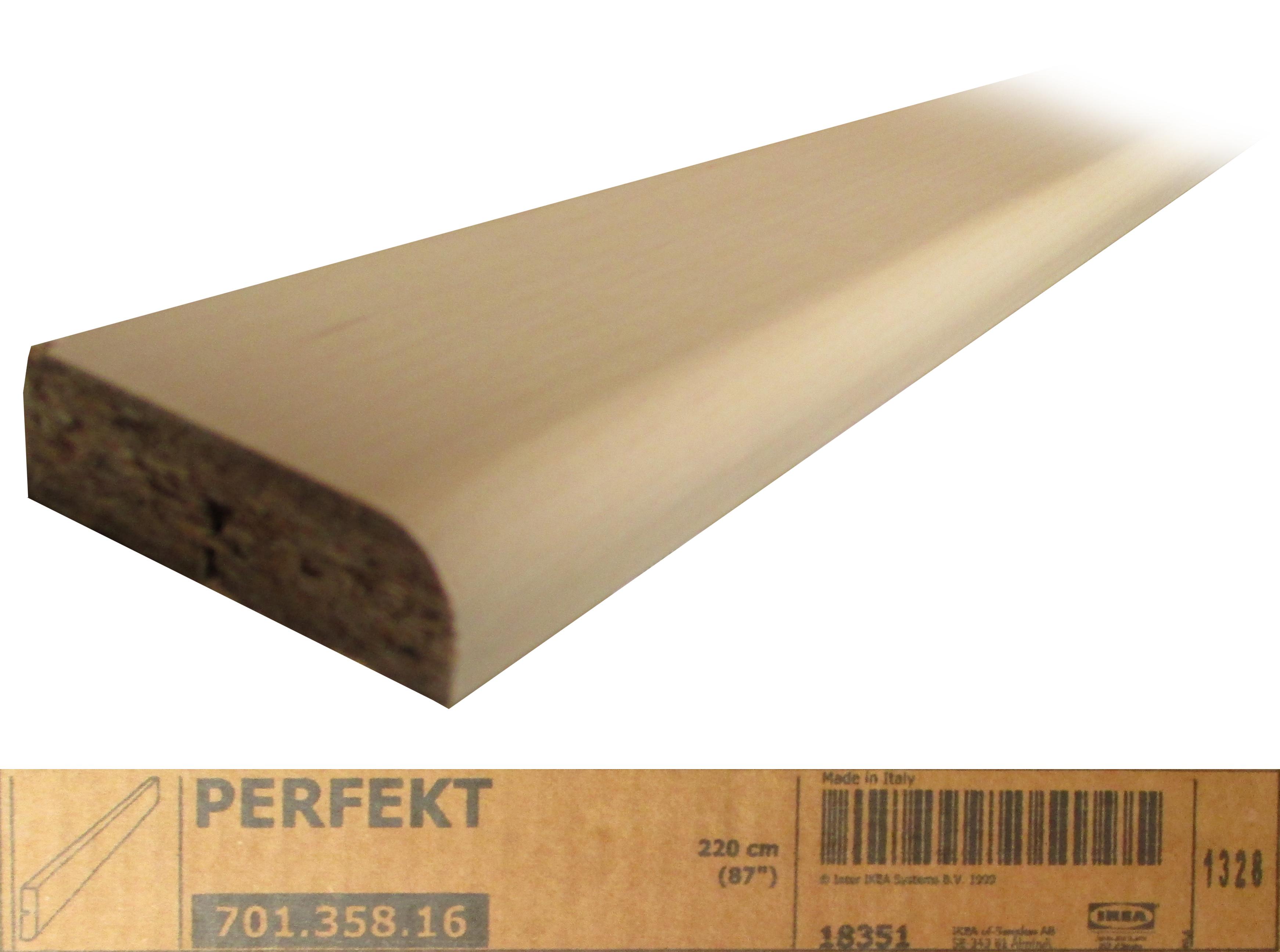 Friheten Ikea Sofa Bed Review ~ IKEA Perfekt Dekorleiste 220×6 in birkenfurnier hell 701 358 16