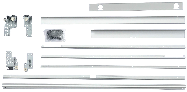 Ikea Integral Schienen Montierbar Mit D Schiebeturen 120x70 Cm