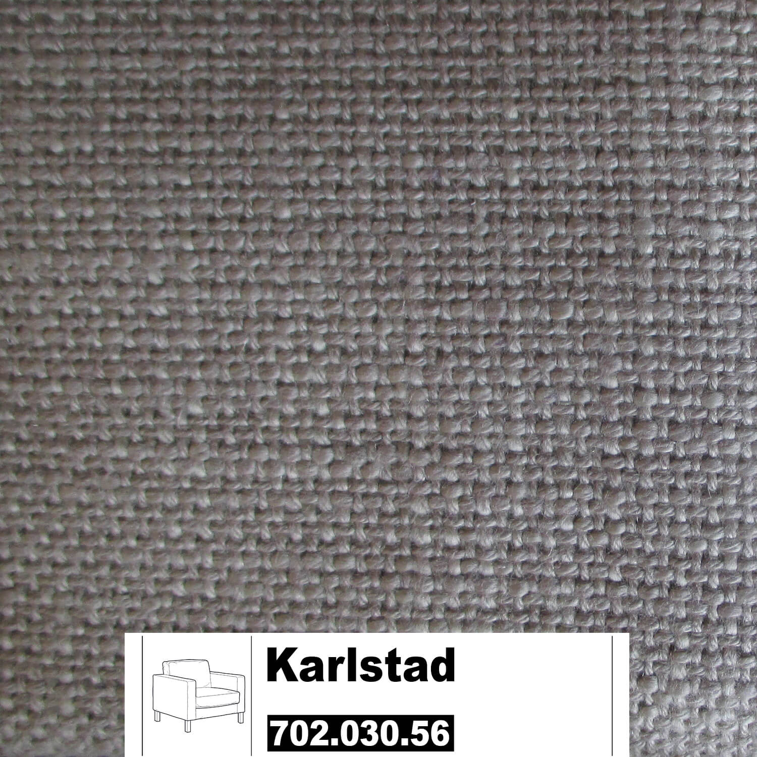 ikea karlstad bezug f r sessel in lind beige. Black Bedroom Furniture Sets. Home Design Ideas