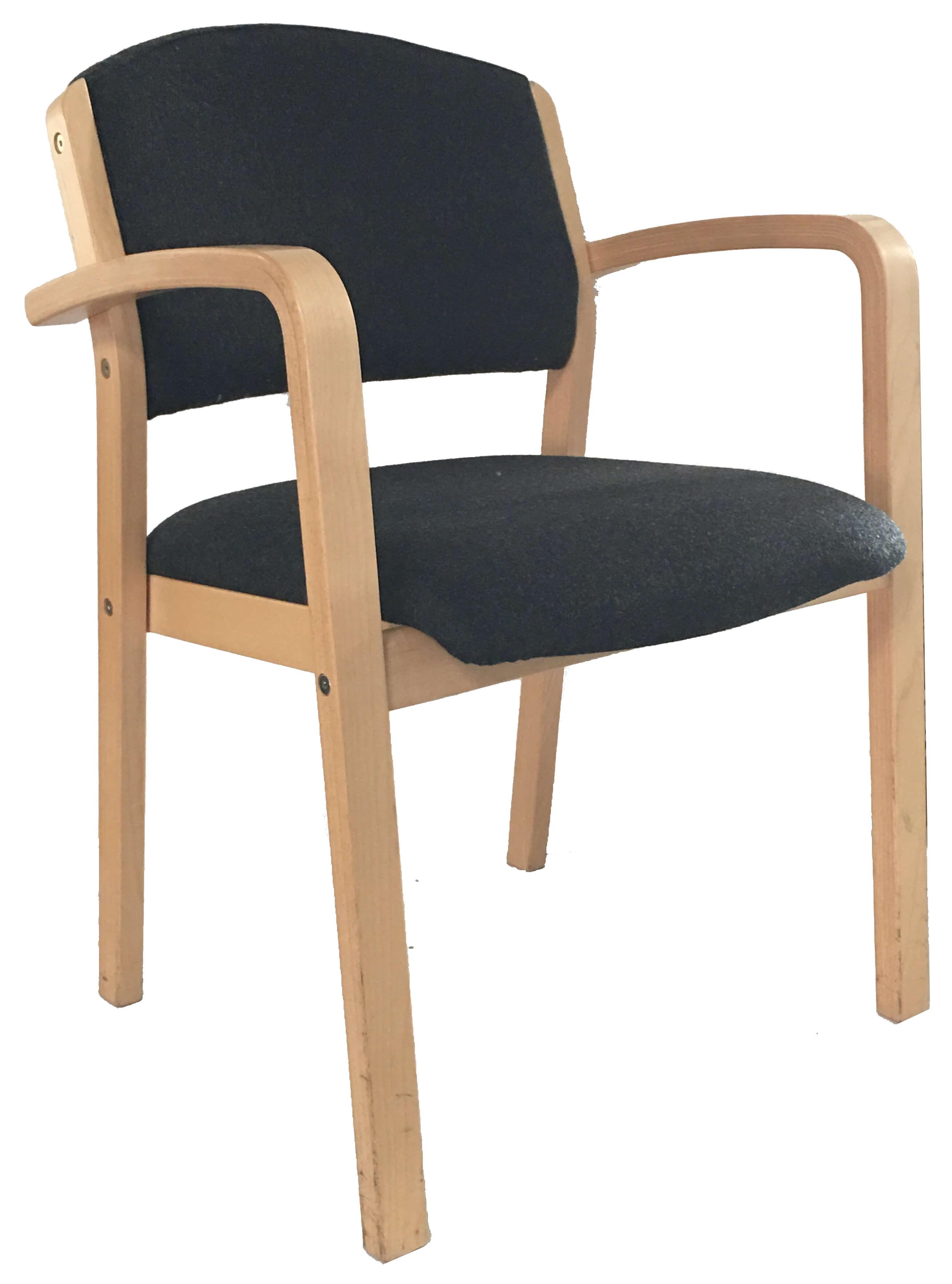 Konferenzstuhl ikea  IKEA Persby Konferenzstuhl Birke in Ullevi dunkelgrau 802.258.02 ...