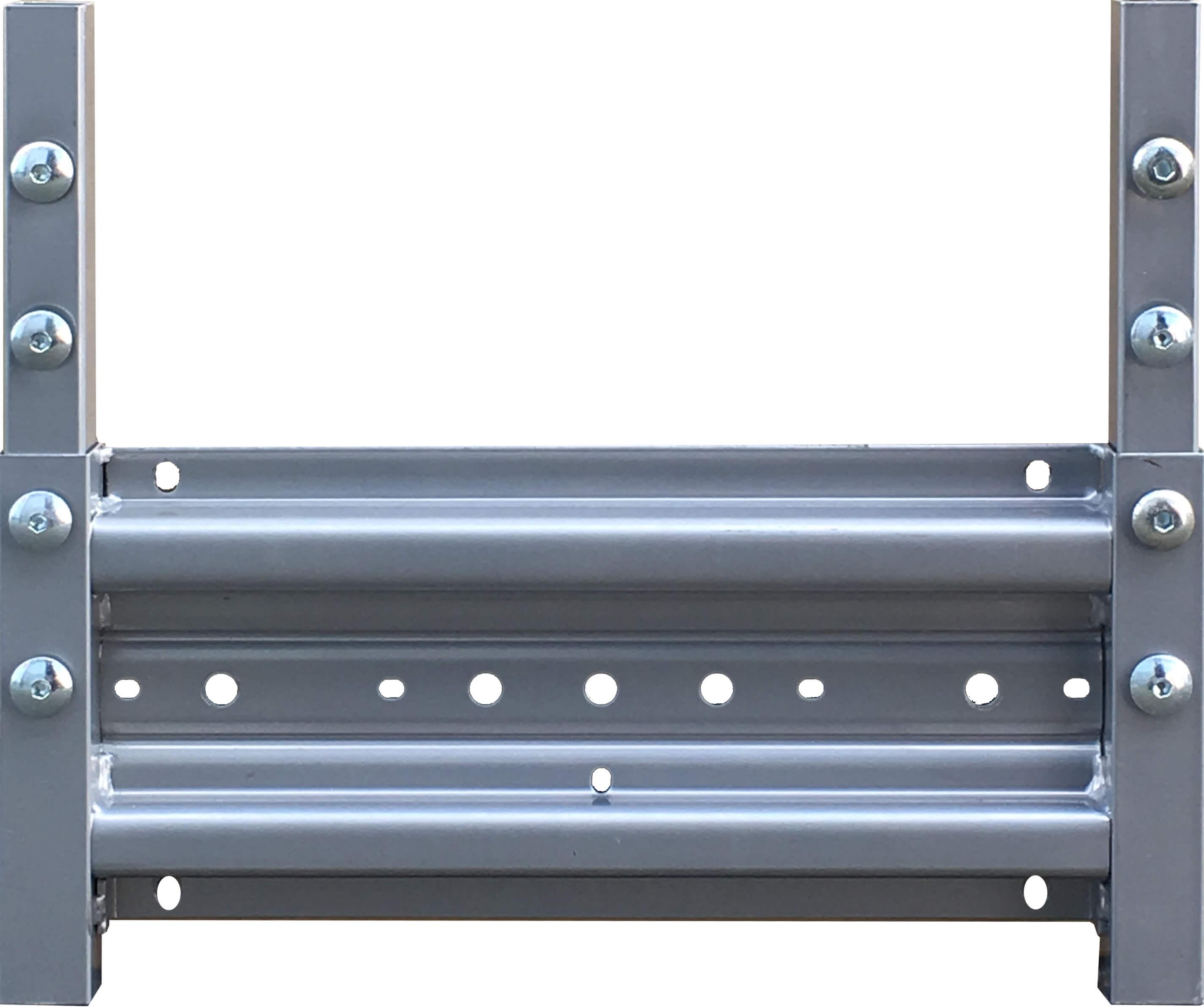 IKEA Galant Rahmen für Ansatzplatten halbrund 900.568.89-90056889
