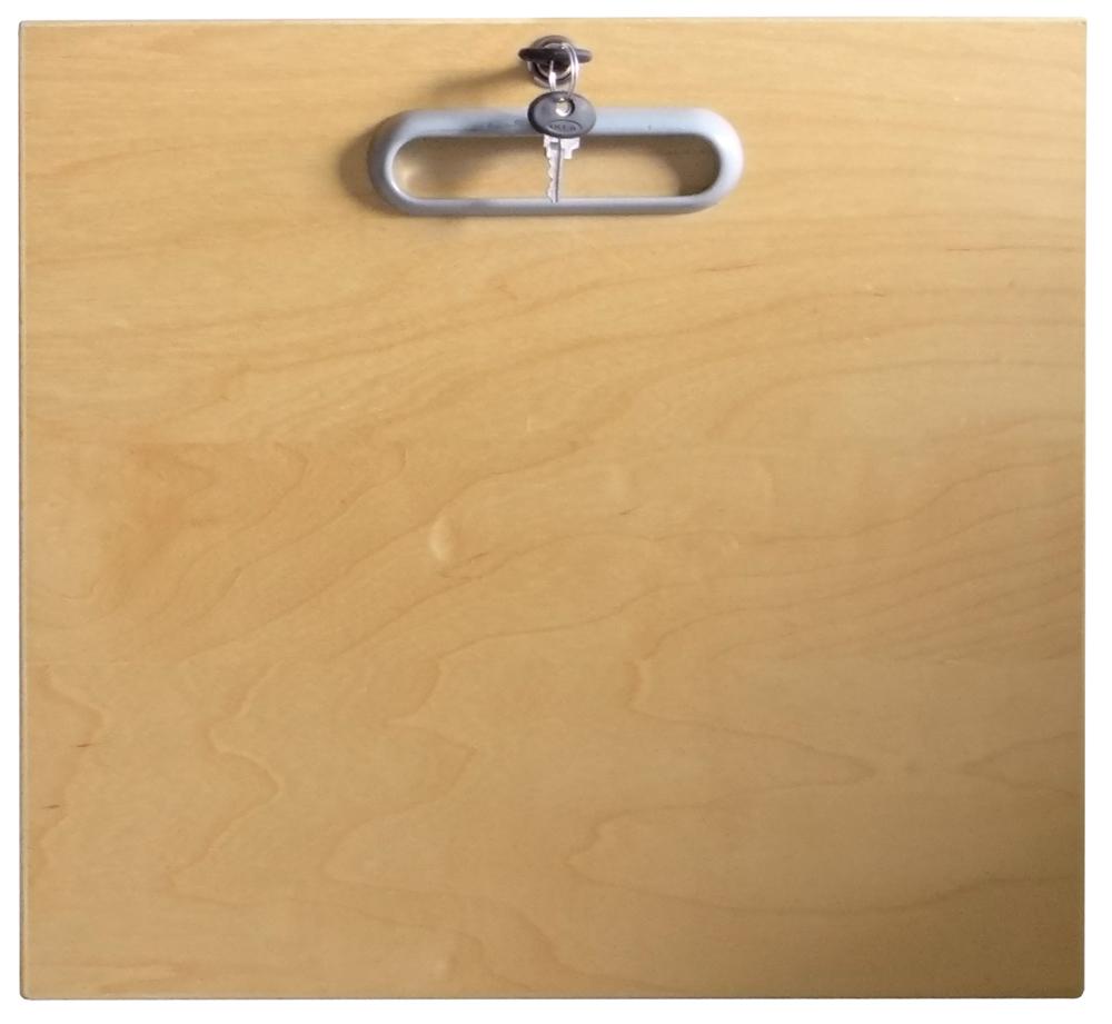 ikea effektiv front f r mappenrahmen birkenfurnier 40x38cm. Black Bedroom Furniture Sets. Home Design Ideas