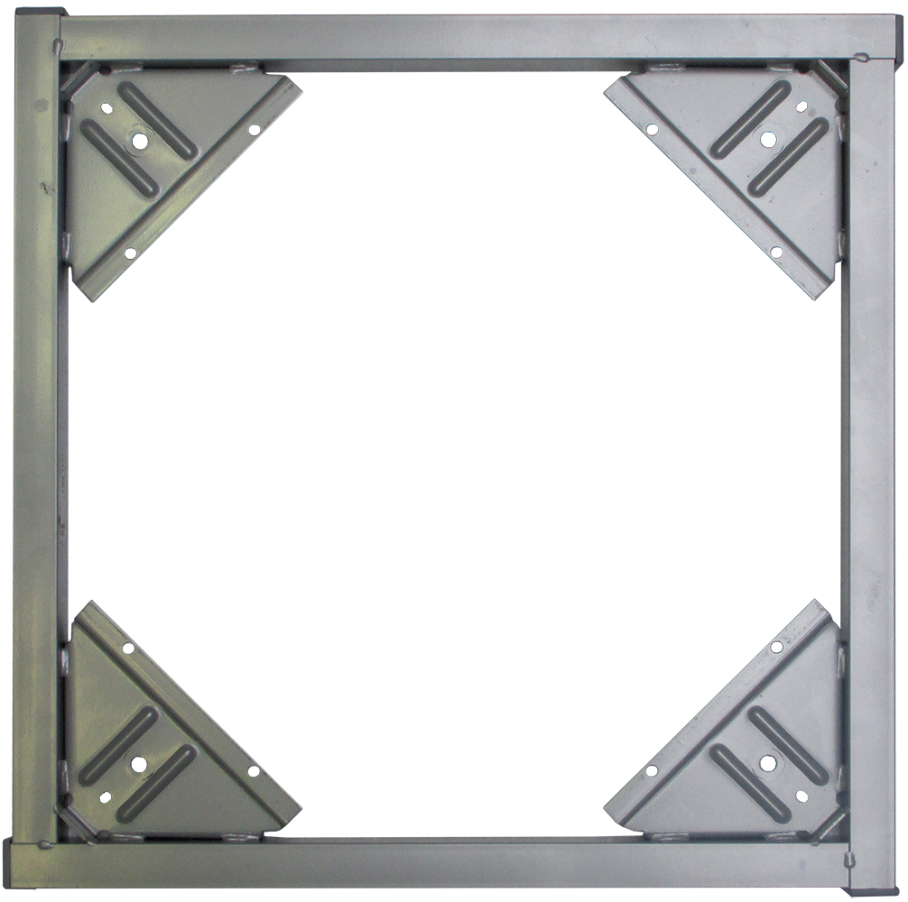 ikea galant rahmen 57 5x57 5cm f r runde tischplatten 000145. Black Bedroom Furniture Sets. Home Design Ideas