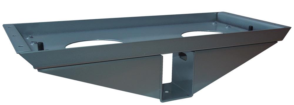 ikea effektiv t traversenhalter montageplatte silber alte serie effmpthsil1. Black Bedroom Furniture Sets. Home Design Ideas