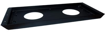 ikea effektiv t montage st tzplatte in schwarz alte serie effspschw. Black Bedroom Furniture Sets. Home Design Ideas