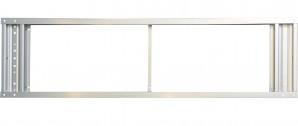 IKEA Galant Rahmen für Tischplatten 120cm 200.568.83