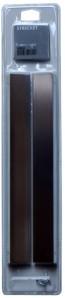 IKEA Tür Griffe (2 Stück) STRECKET 320mm in silber 001.167.03