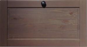 IKEA Stuva Betsad Front in graubraun 60x32 inkl Griff 101.991.23