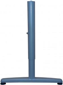 IKEA Galant T-Bein silberfarben 60-82cm 200.569.15