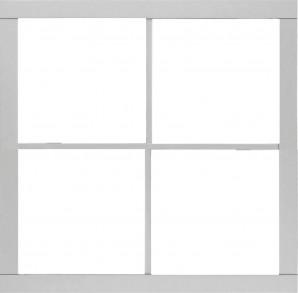 IKEA EXPEDIT Regal 2x2 79x79x39cm weiß 201.353.00