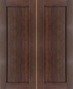 IKEA ROCKHAMMAR Türen Eckunterschrank 30x70cm in Holzeffekt 302.200.72