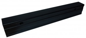 IKEA Effektiv - T, Traverse 46cm, 4kant Rohr (alte Serie)