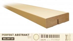 IKEA ABSTRAKT Dekorleiste 220x6 Hochglanz beige 602.007.65