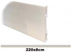 IKEA RINGHULT Sockelleiste 220x8cm Hochglanz beige 602.807.81