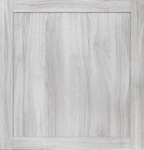 IKEA Bestå HANVIKEN Tür 60x64 grau las. nussbaum 702.948.05