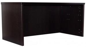 IKEA Effektiv Aufsatz, niedrig in schwarzbraun 300.725.28 (30072528)