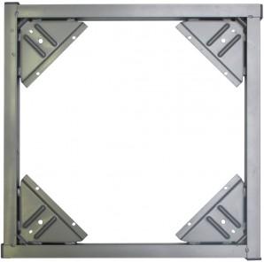 IKEA Galant Rahmen 57,5x57,5cm für Runde Tischplatten