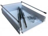 IKEA RATIONELL Schublade Vollauszug tief 40x58cm 101.101.59  FAKTUM