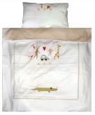 IKEA Fabler Hjärta Kinderbettwäsche 110cm x 125cm + 35cm x 55cm 101.532.43