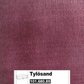IKEA Tylösand Bezug für Bettsofa mit Aufbewahrungsmöglichkeit in Everöd dunkelrot 101.680.89