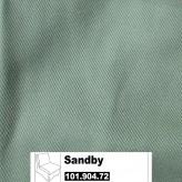 IKEA Sandby Bezug Sessel Blekinge grün 101.904.72