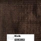 IKEA Kivik Bezug für Hocker in Tullinge dunkelbraun 102.003.05
