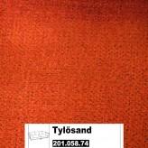 IKEA Tylösand Bezug für das 3er Sofa in Everöd orange 201.058.74
