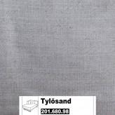 IKEA Tylösand Bezug für die Recamiere links in Everöd naturfarben 201.680.98